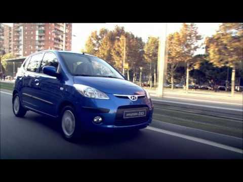Hyundai i10 promo-ролик