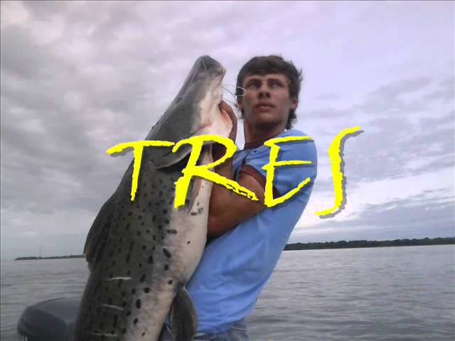 Pesca de surubies en Paso de la Patria, Correintes