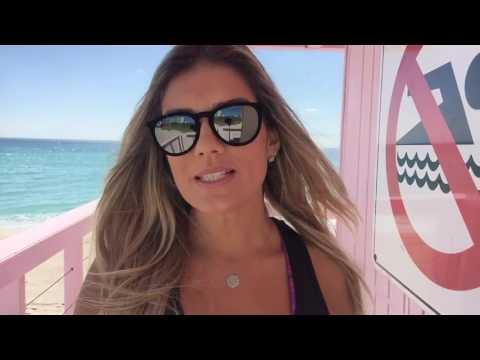 Enjoy Miami | Joyce Torres visita praia de nudismo em Miami | Haulover Nudist Beach thumbnail