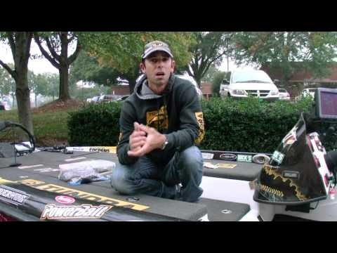 How to prepare for a fishing tournament with Mike Iaconelli.