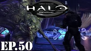 Halo: Combat Evolved Anniversary - Part 50_ Corrupted Keyes - Walkthrough / Let's Play