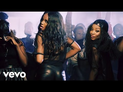 Seyi Shay - Ragga Ragga Official Video