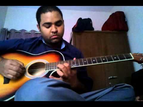 Hum Jo Chalne Lage - Jab We Met - Guitar Cover (Acoustic Lead...