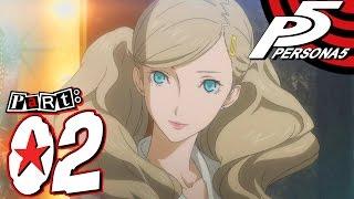 Persona 5 - Part 2 - Shujin Academy