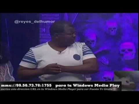 Los Reyes Del Humor Oct. 26 - Halowen 02
