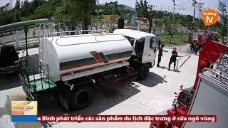 Dien tap PCCC&CNCH Khu cong nghe cao Da Nang
