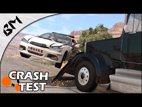BeamNG Drive - ULTIME CRASH - Senseless Destruction - Crash Test