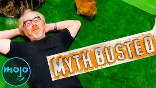 Top 10 Weirdest Myths Busted on MythBusters