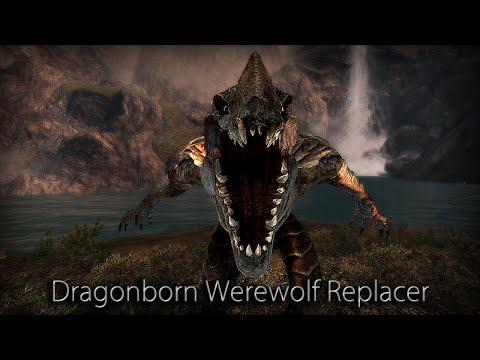 Demon werewolf skyrim - photo#26