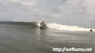 Costa Rica Surfing in July