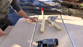 """Build a box the easy way using """"Miter Fold"""""""