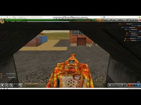 Tutorial Hack  Fly / Jump Tanki Online 14.12.2013