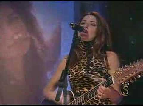 Shania Twain   Youre Still the One  @ TOTP Special
