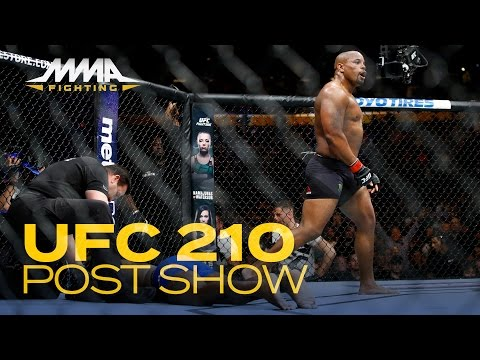 UFC 210 Post-Fight Show - MMA Fighting