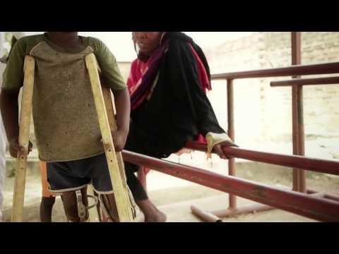 Un nuevo informe de Unicef insta a ver al niño antes que la discapacidad