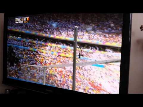 Argentina's Coach almost kills himself!