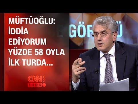Mehmet Müftüoğlu'ndan büyük seçim iddiası