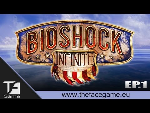 BioShock Infinite Let's Play #Ep.1