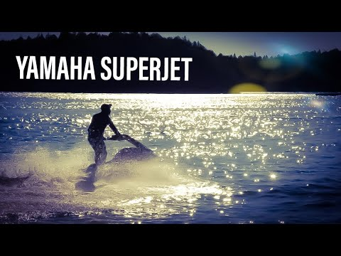 2013 Yamaha Superjet First Ride
