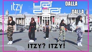 [KPOP IN PUBLIC CHALLENGE LONDON] ITZY (있지) - DALLA DALLA (달라달라) Dance Cover by CLIQUE