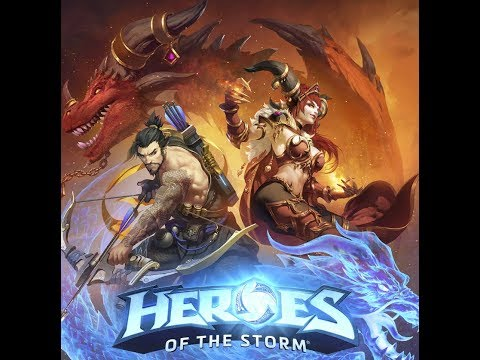 Heroes of the Storm - Game Night - 11/30/2017