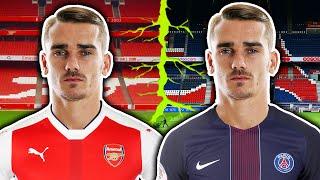 PSG & Arsenal Battle For €100m Antoine Griezmann! | Transfer Talk