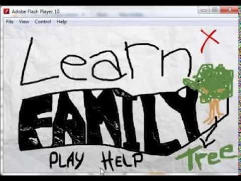 Learn Family Tree