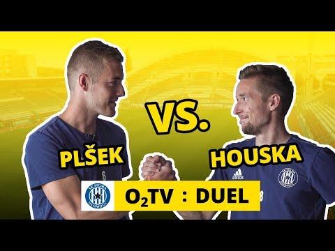 O2 TV Duel: David Houska soupeří s Jakubem Plškem v poznávání předmětů