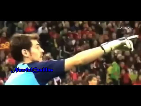 Motivation-Iker casillas* The Super-Hero