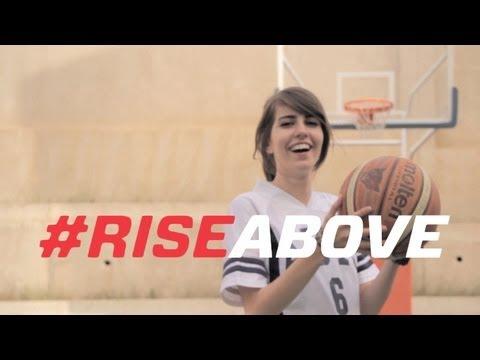 Iraqi Women's Basketball Team - #RISEABOVE