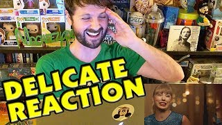 Download Lagu Taylor Swift - Delicate REACTION Gratis STAFABAND