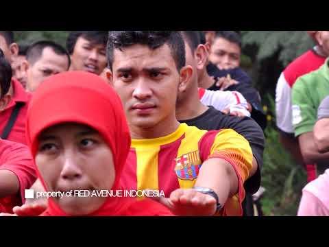 OUTBOUND TEAM BUILDING GAMES I TELESINDO SHOP I PUNCAK I BOGOR I RED AVENUE INDONESIA