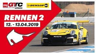 DMV GTC 2. Rennen Hockenheim 13.04.2019