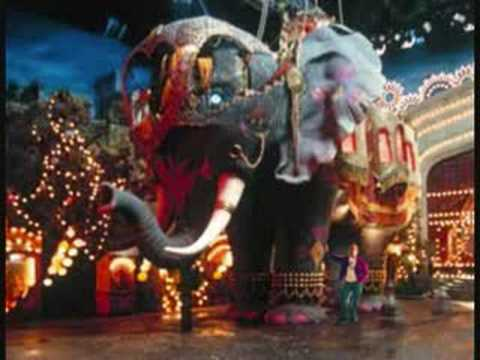 moulin rouge elephant love melody youtube