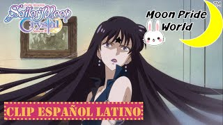 Sailor Moon Crystal - Acto 34 Infinidad 7 Transformacion Super Sailor Moon Español Latino
