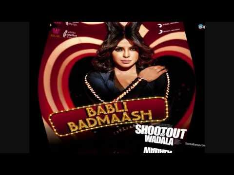 Babli Badmaash  -  shootout at wadala (2013)  Full HD 1080p