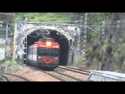 Trenes en Pajares 2008 (1ª parte)