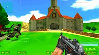 Counter-Strike: Source - Zombie Escape Mod - ze_Super_Mario_64 - UNLOZE