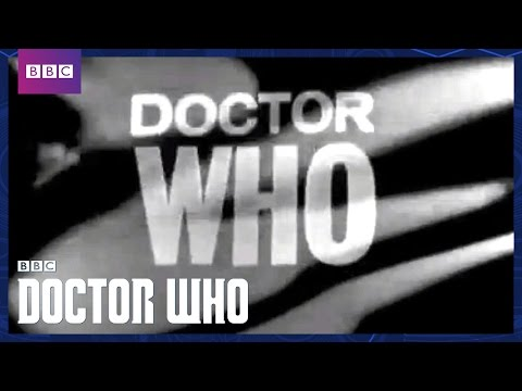 The Original 1963 Titles - Doctor Who - Bbc video