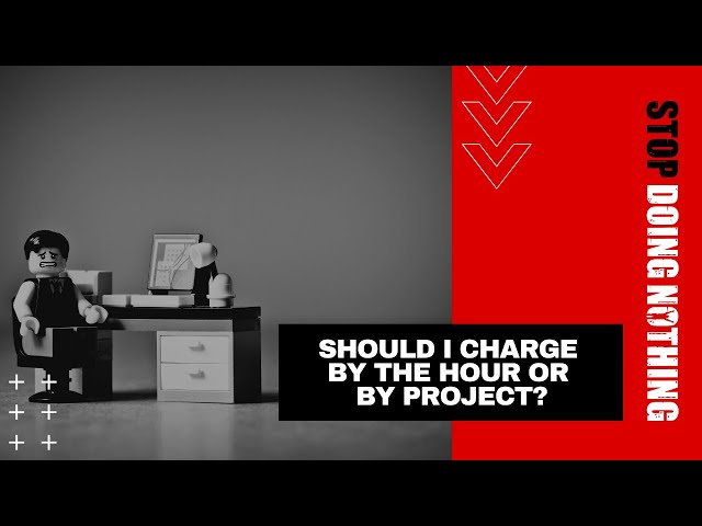 3in5: Should I Charge By Hour or by Project