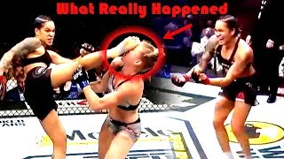 What Really Happened at UFC 239 (Amanda Nunes vs Holly Holm)