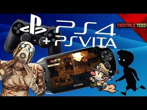 Borderlands 2 NEW DLC! BioShock Infinite REVIEW. Spelunky & Limbo on PS VITA. & More!
