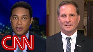 Don Lemon and GOP lawmaker spar over Dem memo