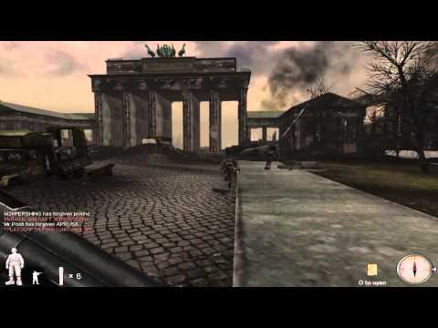 Darkest Hour Europe '44-'45 Pariser Platz Port(Germany VS USA)