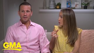 JP and Ashley Rosenbaum speak after health scare in exclusive interview l GMA