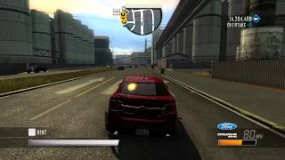 Driver: San Francisco - Ford Taurus SHO (2010)