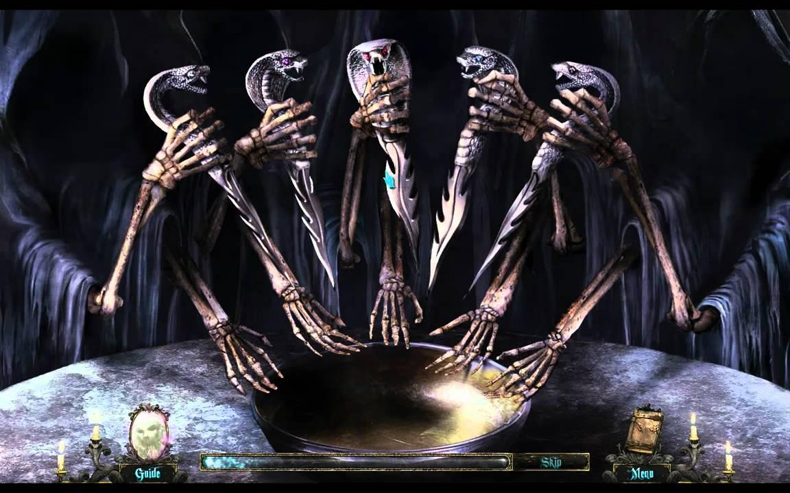 Mystery legends phantom of the opera part 11 playthrough graveyard