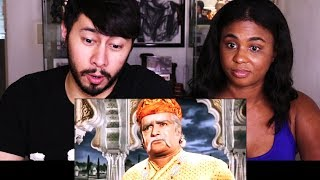 MUGHAL-E-AZAM | FROM 1960! | Trailer Reaction w/ Cortney!