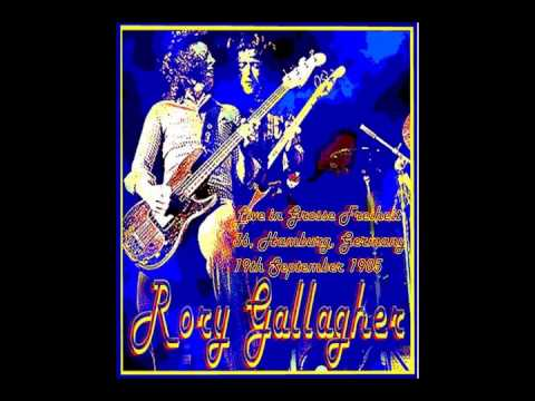 Rory Gallagher - Treat Her Right (Hamburg 1986)