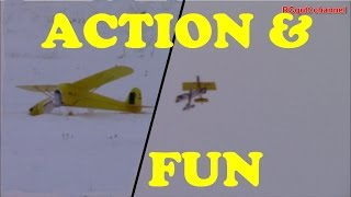 Crashes - Morning Wake Up Bomber - Mid Air Action - RC Action